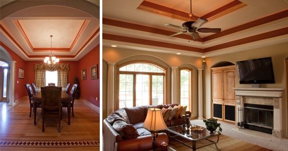 Interior painting in MIlwaukee and Waukesha
