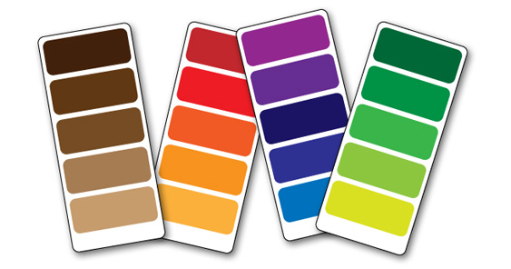 Kamrow Contractors provides color consultation